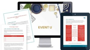 event u event planning certification program